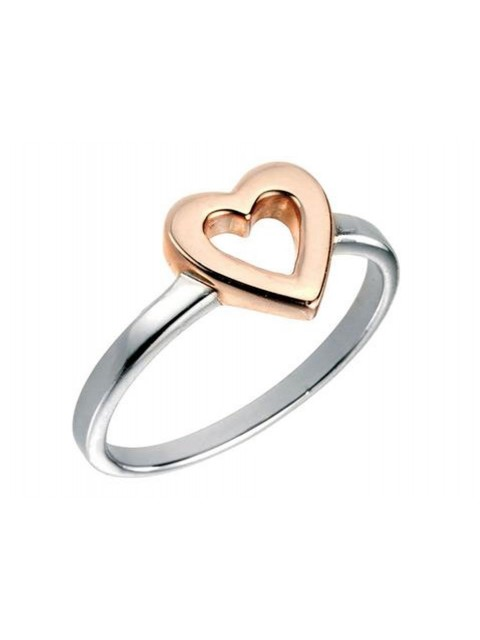 Heart Gift Sterling Silver Ring