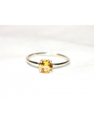 Pretty Touch Sterling Silver Ring