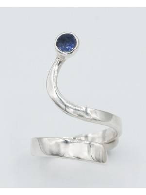 Explorer Sterling Silver Ring